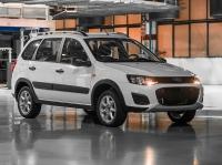 Роботизированная Lada Kalina Cross получит две комплектации