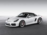 Самую дорогую версию Porsche Boxster получили путем вычитания