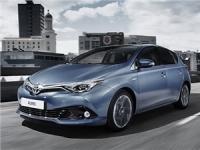 В Японии стартовали продажи нового Toyota Auris