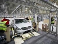 Завод Nissan под Петербургом вернулся к работе после простоя