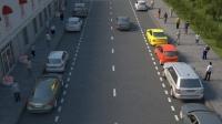 Зоны для парковки без разметки машиномест появятся в Москве
