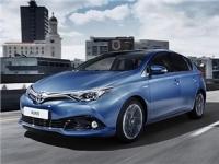 Появилась информация о моторной гамме нового Toyota Auris