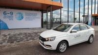 АвтоВАЗ разработал двухтопливную Lada Vesta