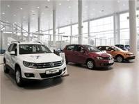 Объем продаж Volkswagen в мире снизился на полтора процента