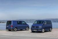 Новый фургон Volkswagen T6 стали собирать в России