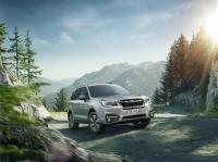 Subaru Forester стал безопаснее и комфортнее
