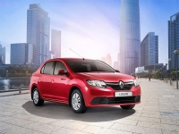 Renault Logan получил в России версию Active с мощным мотором
