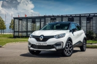 Новый Renault Kaptur стал доступен с вариатором