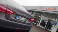 Lada Vesta оказалась в Германии вне конкуренции